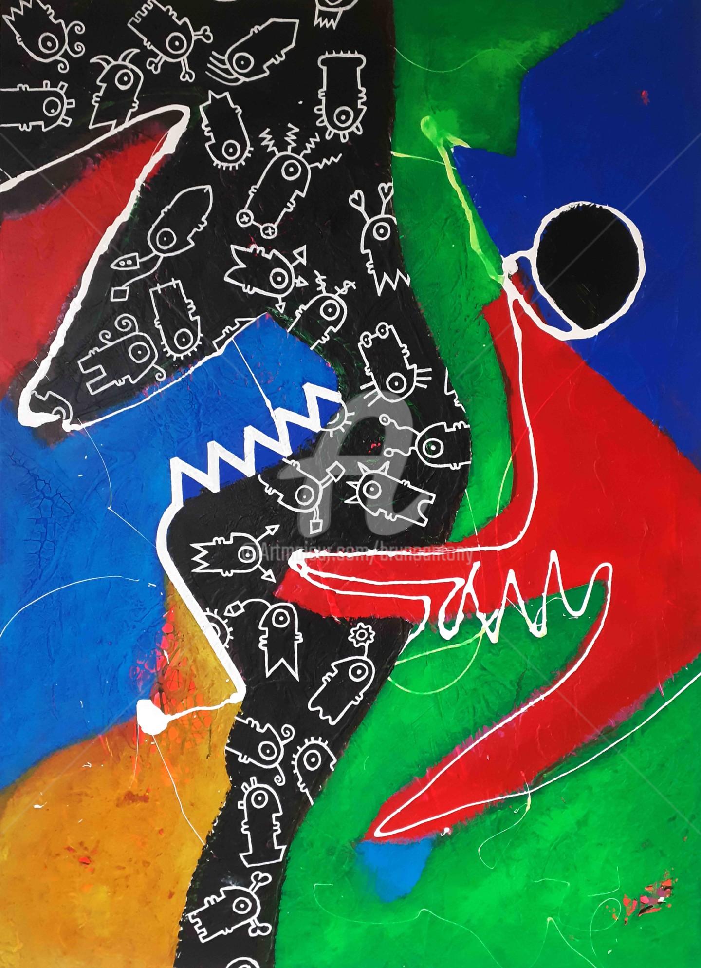 Bruno Antony-Thouret (bruno antony) - ART VS CORONAVIRUS