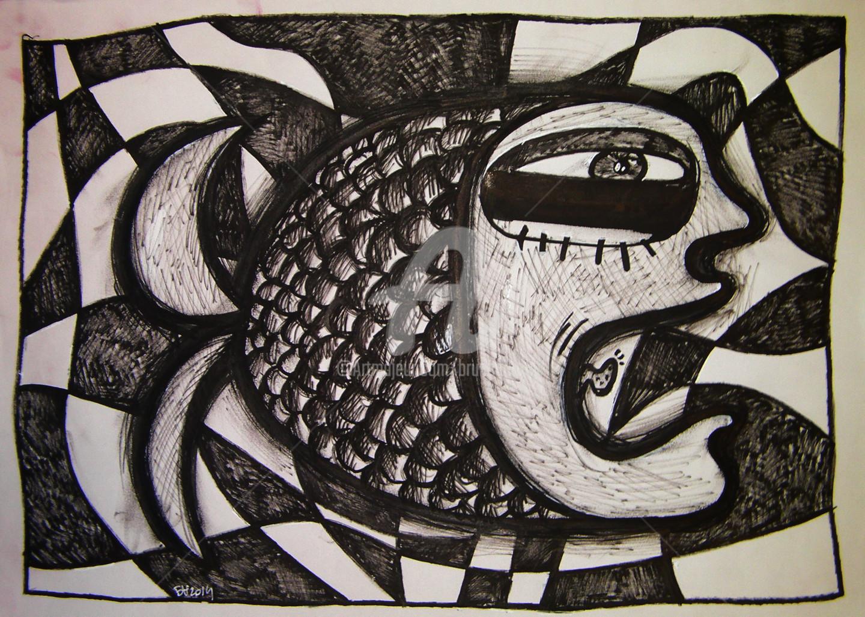 Bruno Antony-Thouret (bruno antony) - mon poisson in the dark