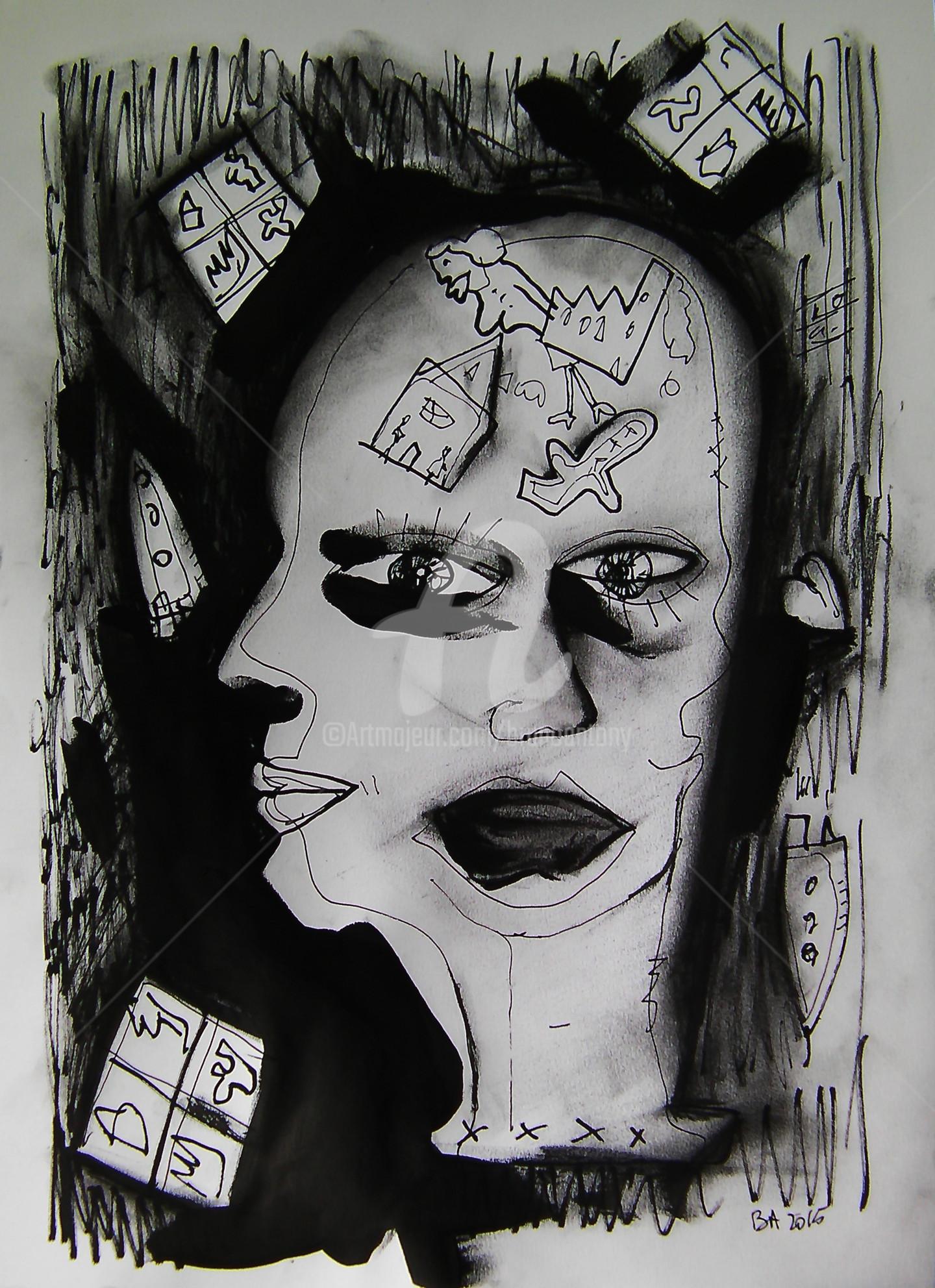 Bruno Antony-Thouret (bruno antony) - Cube 3D