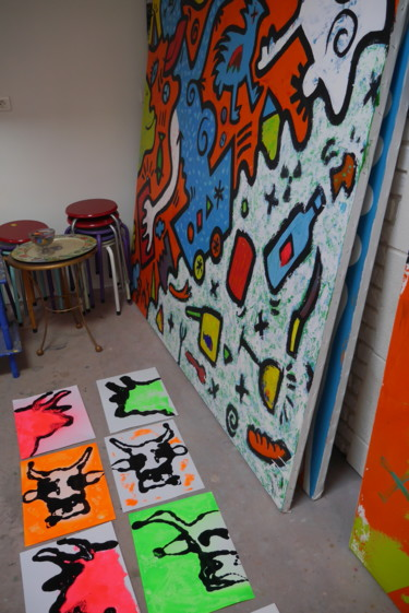 Atelier Bruno ANTONY Beaucouzé (Angers - France)
